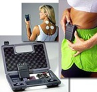 Chiropractic Hickory NC Portable TENS unit